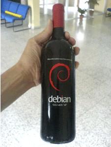 Debian Wine