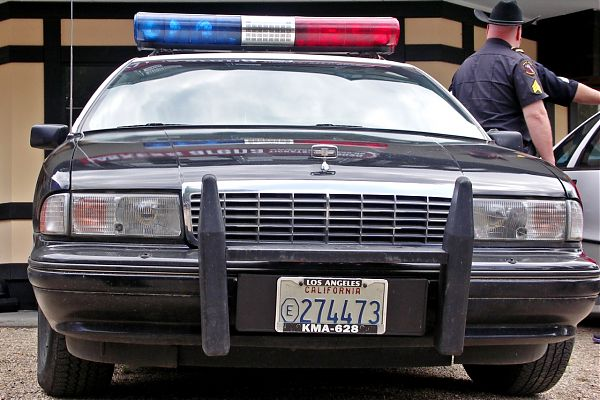 Police Car. Tommy Schmucker 29/07/2012. [CC BY-SA 3.0]